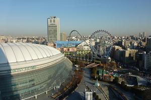東京ドームシティ(当ホテルから徒歩約5分)