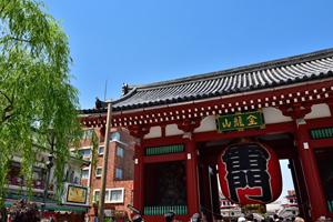 浅草寺(最寄駅から徒歩約5分)