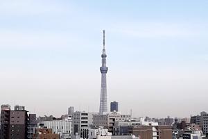 東京スカイツリー(R)(最寄り駅直結)