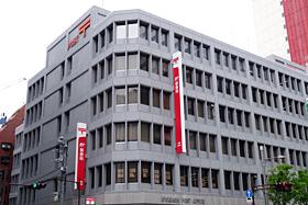 京橋郵便局(当ホテルから徒歩約2分)