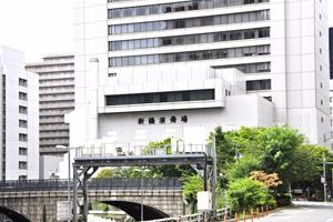 新橋演舞場(当ホテルから徒歩約5分)