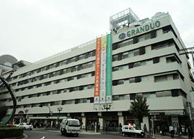グランデュオ蒲田(当ホテルから徒歩約5分)
