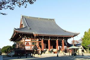 池上本門寺(最寄り駅から徒歩約10分)