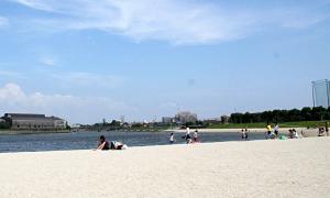 大森ふるさとの浜辺公園(最寄り駅から徒歩約12分)