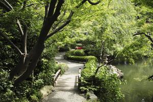 八芳園(最寄駅から徒歩約1分)