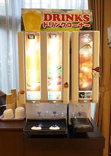 軽朝食サービス(写真はイメージです。)