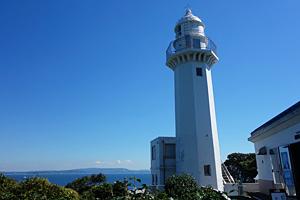 観音崎灯台(最寄駅からバス約15分)